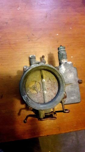antiguo carburador stromberg 81 ee-7/8 1937 1939 v8 ford