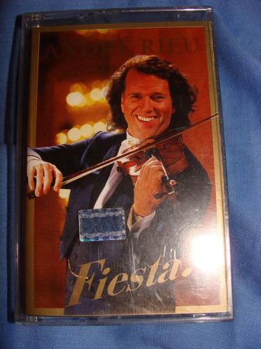 antiguo cassette de andre rieu
