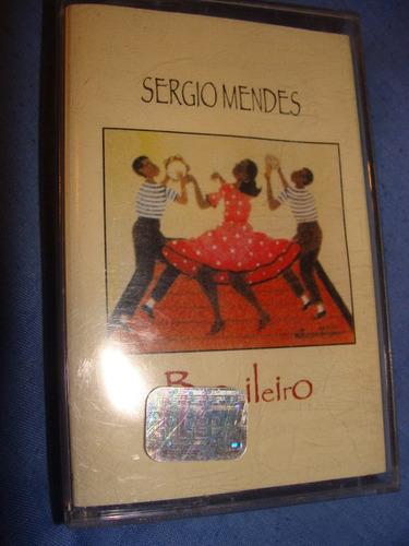 antiguo cassette de sergio mendes -brasileiro