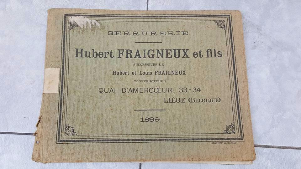 5cf8f01b9 antiguo catalogo de cerradura francesas 1899. Cargando zoom.
