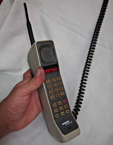 antiguo celular dynatac 8900x