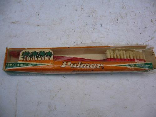 antiguo cepillo de dientes,