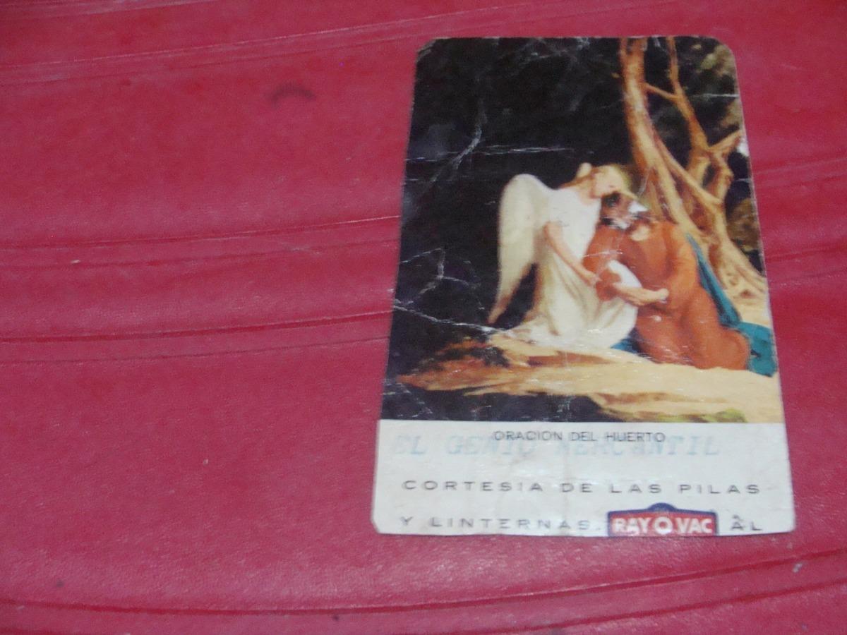 Calendario Del 1961.Antiguo Clave 3 Calendario De Bolsillo Rayovac 1961 120 00