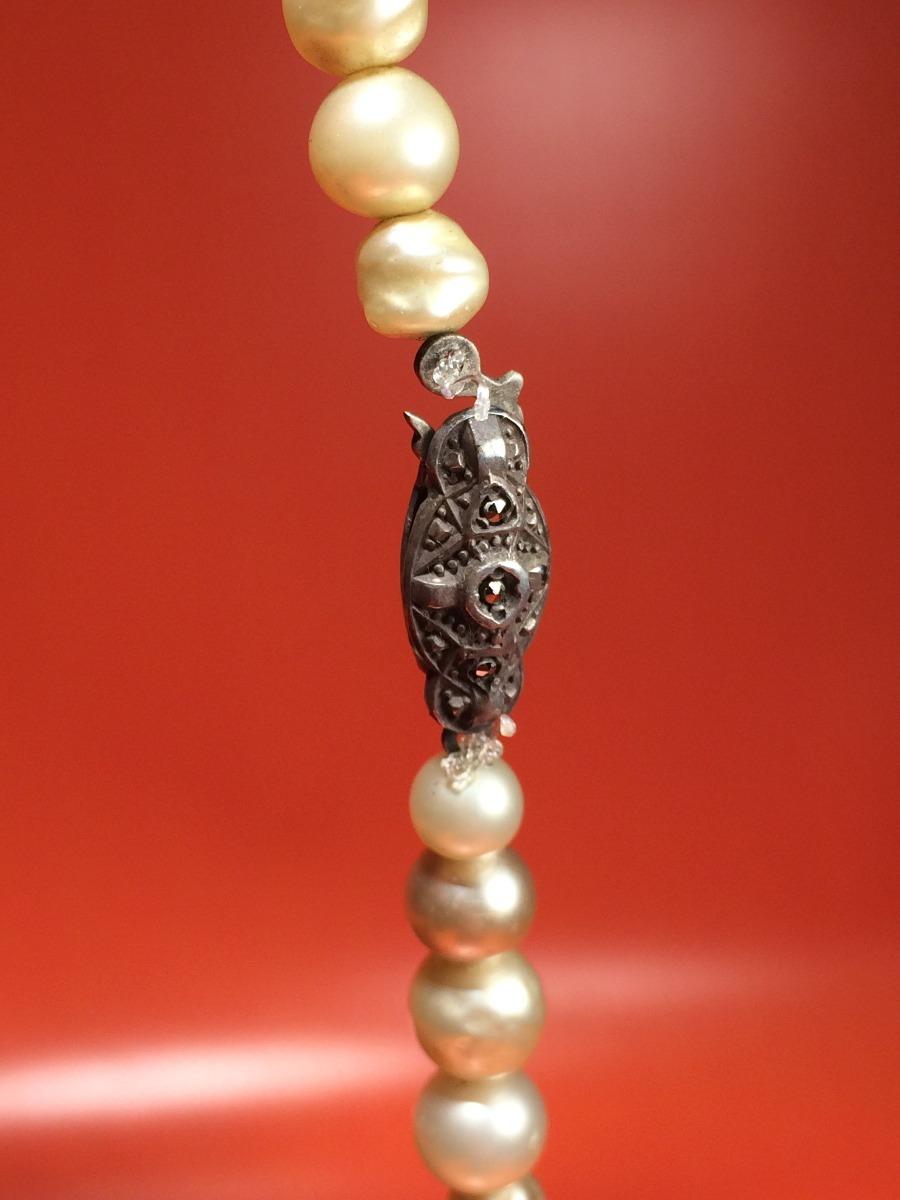 749b50bc6d77 Antiguo Collar De Perlas