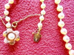 c9636b9b2a9f Collares De Perlas Cultivadas Originales - Joyería en Mercado Libre ...