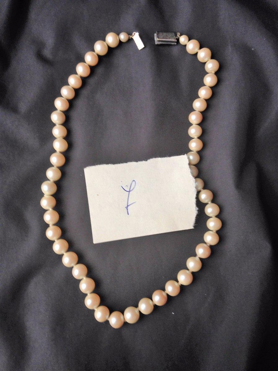 910a329a4e33 Antiguo Collar De Perlas Fantasia 87 -   360