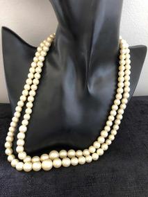 b66e5120449c Collares De Perlas Cultivadas Antiguas en Mercado Libre Chile