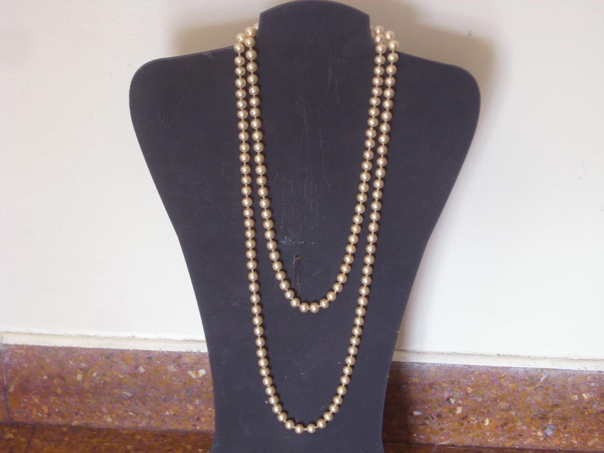 2bdd6137edcc antiguo collar retro vintage japon perlas fantasia cºperle89. Cargando zoom.