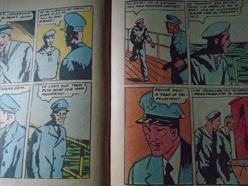 antiguo comic del fantasma  (paquito) 1953