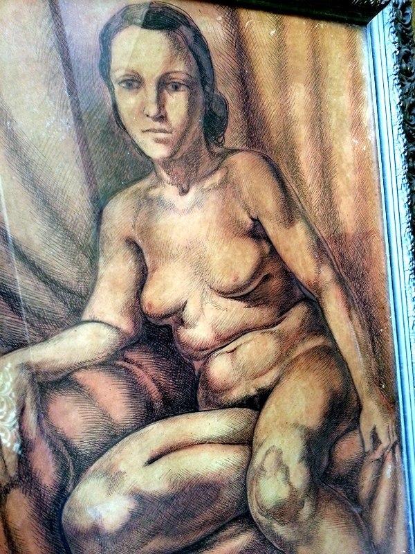 modelo para pintar es follada por el pintor videosgratism