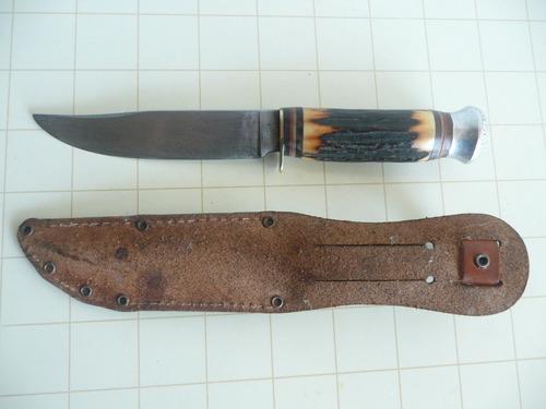 antiguo cuchillo los