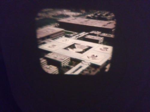 antiguo disco para visor view master chicago usa