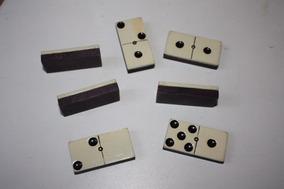 Domino C Madera Carlo Monte Caja Antiguo De 4AjL5R
