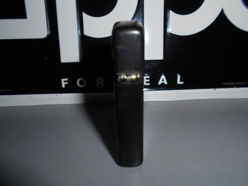 antiguo encendedor zippo slim negro mate envio gratis