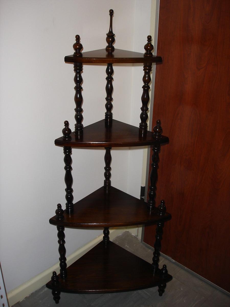 Esquineros de madera soporte de pared esquinero gris for Esquineros de madera