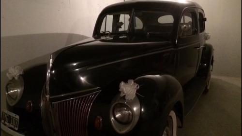 antiguo eventos, alquiler auto