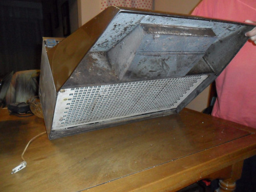antiguo extractor de aire cocina spar super a revisar