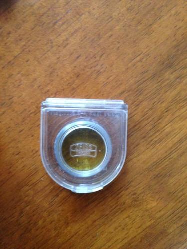 antiguo filtro zeiss ikon amarillo