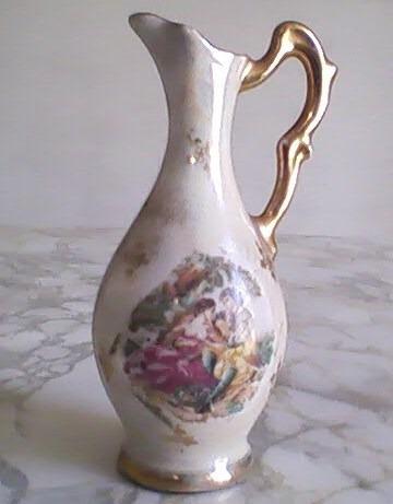antiguo florerito -  13 cm