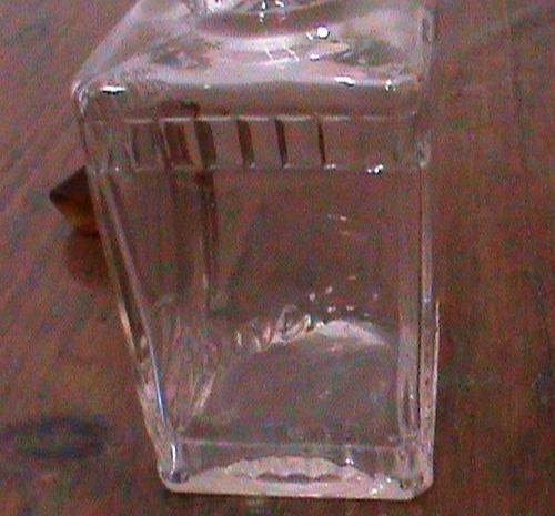 antiguo frasco locion nº 5 jouvenel