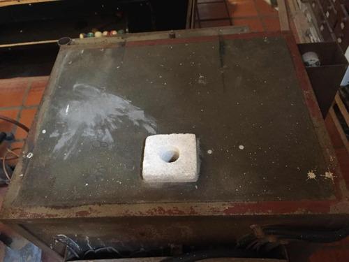 antiguo horno ceramica
