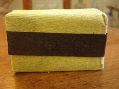 antiguo jabón de tocador palmolive