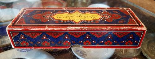 antiguo jabón francés. roger & gallet (vacía). 11527