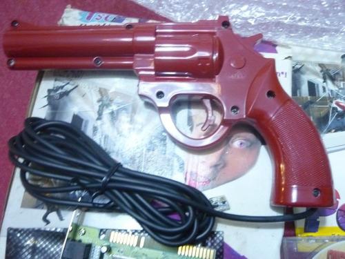 antiguo juego 1 st pc gun