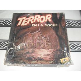 Antiguo Juego De Mesa Terror En La Noche