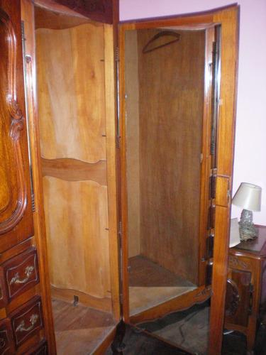 antiguo juego dormitorio