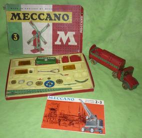 N°3 Imperdible Mecano Antiguo Pieza Juego Colección De strhCdBxQ