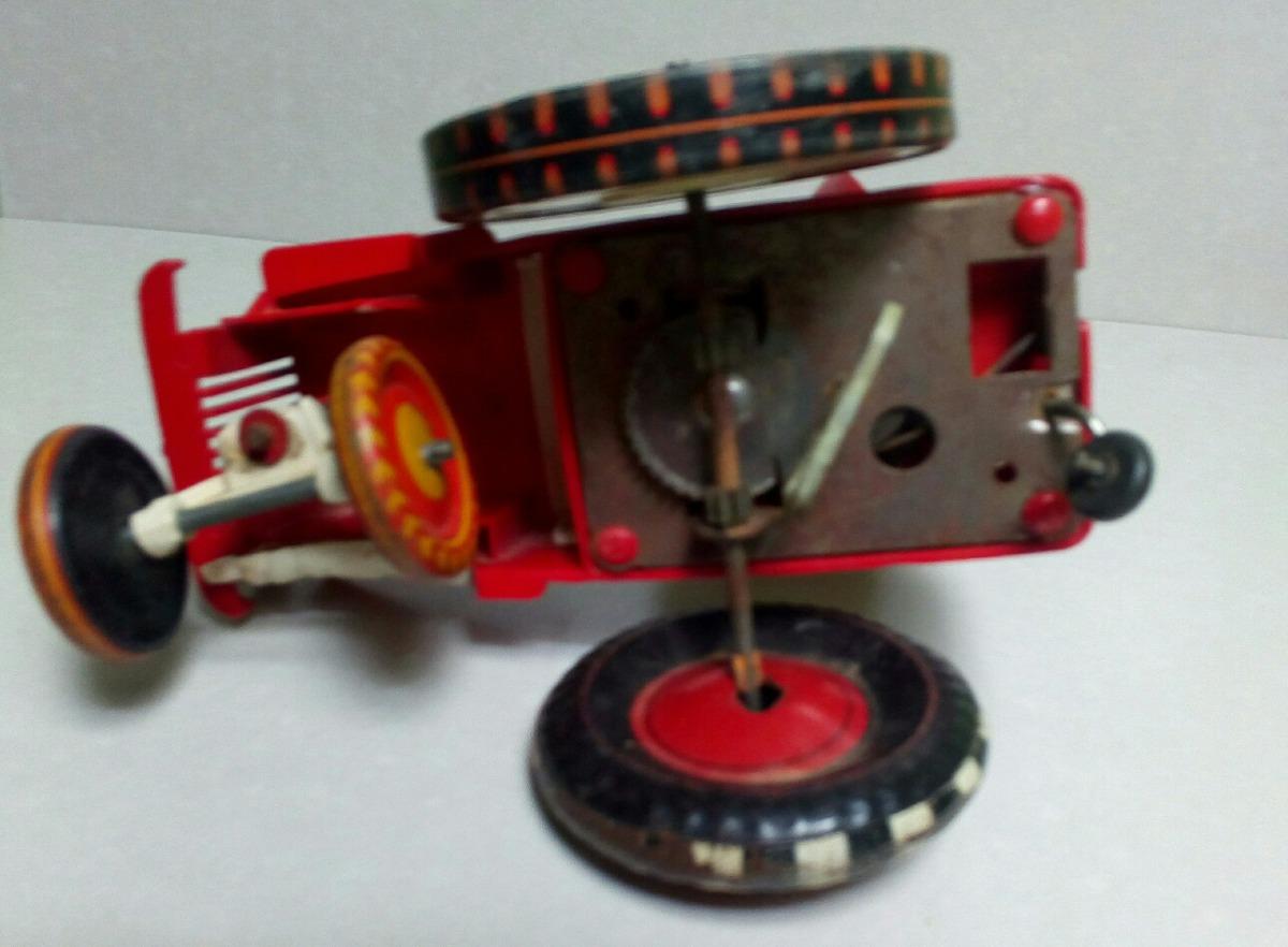 Toys Juguete s Lata Tractor Antiguo Marx 50 Vaquero En De wZkiOPuTX