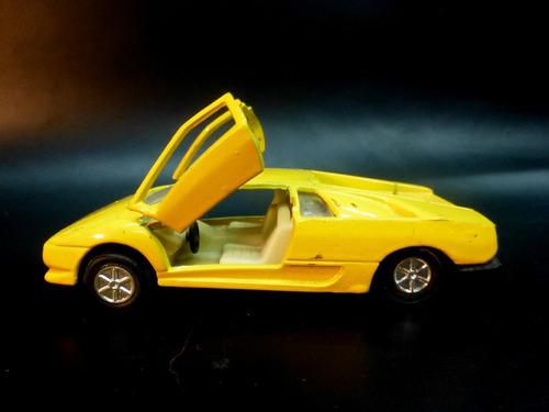 Antiguo Lamborghini Diablo Metalico China Escala 1 39 390 00 En