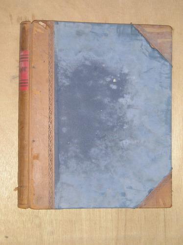 antiguo libro copiador s/uso c/indice 482 pags.transparentes