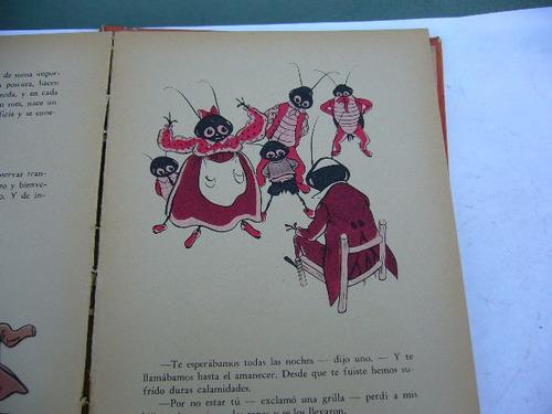 antiguo libro de cuentos el manchado