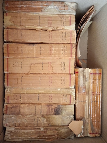 antigüo libro historia de chile f. a. encina 1945-48 1a edic