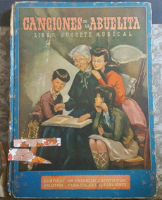 Musical Libro Sellado Paris London Juguete Antiguo XTOkuPZi