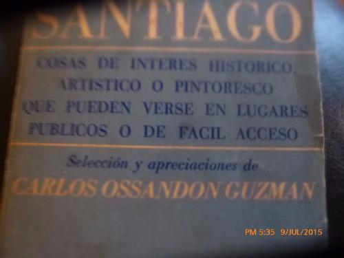 antiguo libro zig zag guia de santiago c ossandon(178