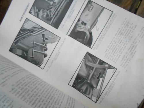 antiguo manual de tractores internacional