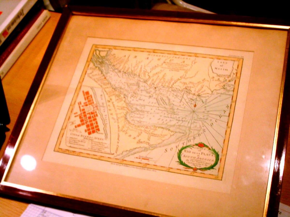 Mapas Antiguos Originales en Mercado Libre Argentina