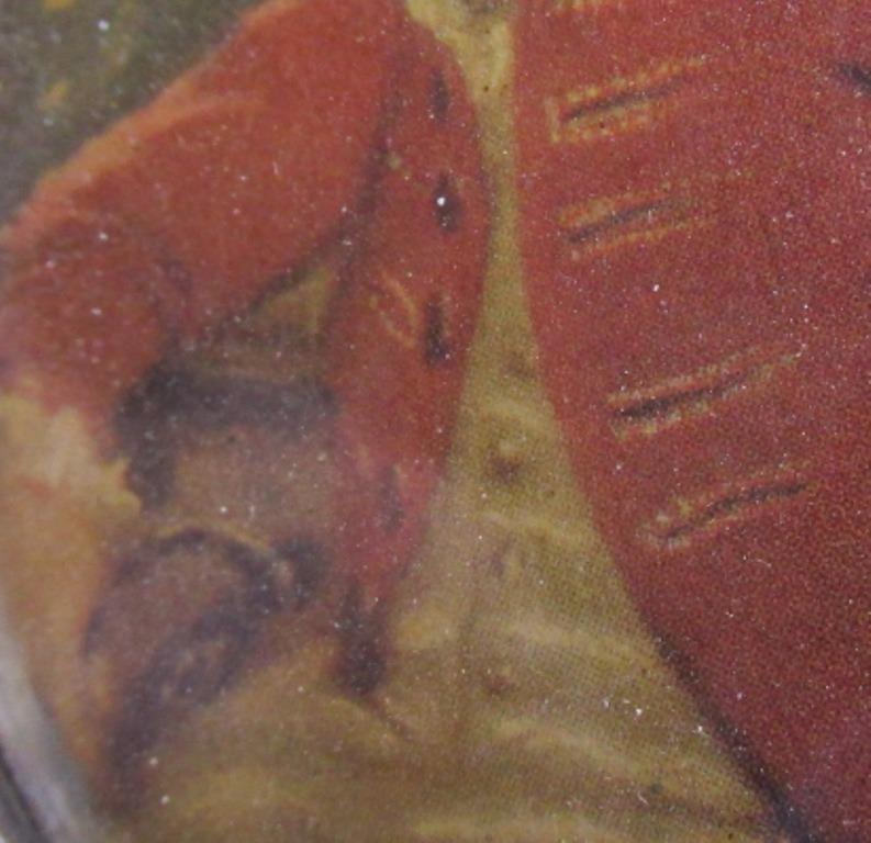 Antiguo Marco Celuloide Con Miniature, Impresion - $ 390,00 en ...