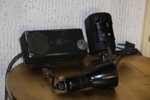 antiguo motor para maquina de coser