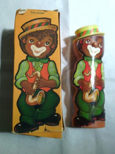 antiguo muñeco talco  i am jimmy pibitos musico