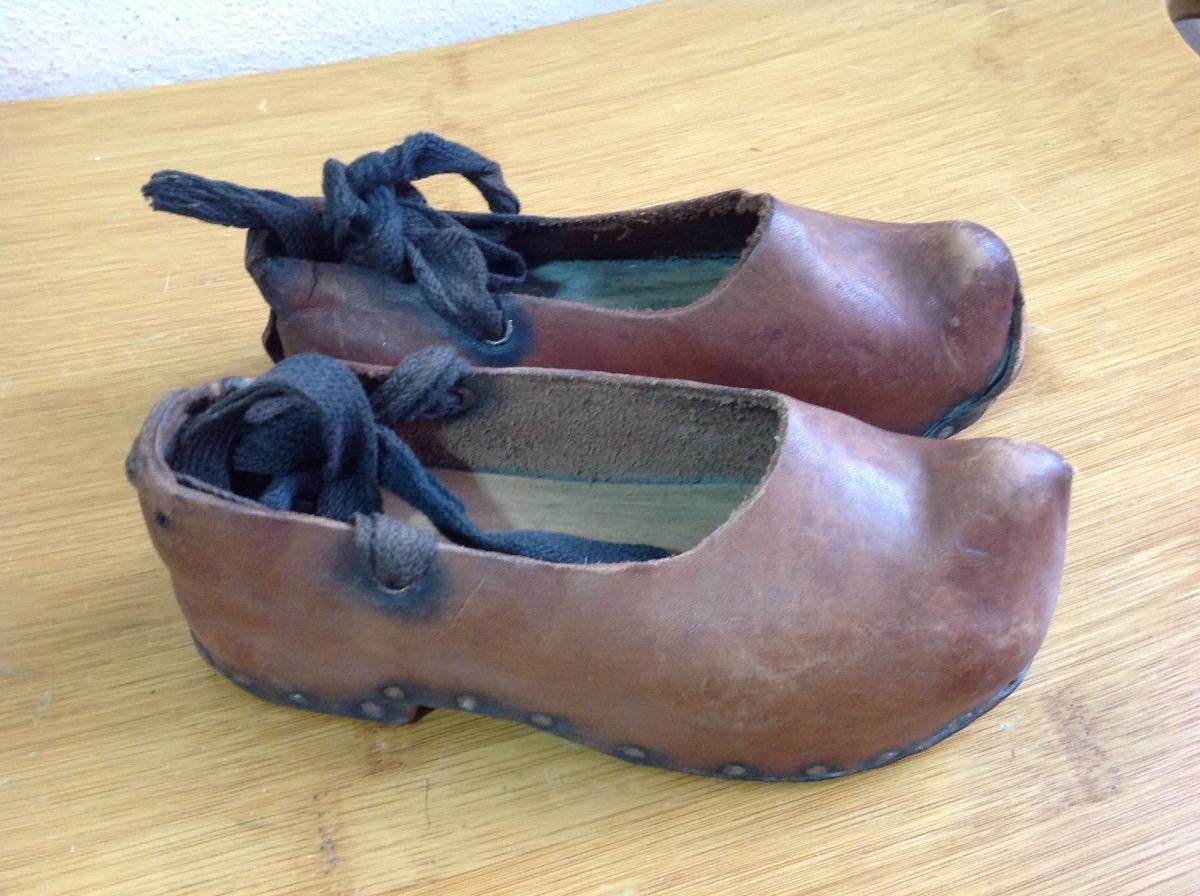Suecos NiñaOriginales880 Par Antiguo De Zapatos 00 ZkXPOiu