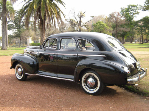 antiguo para auto