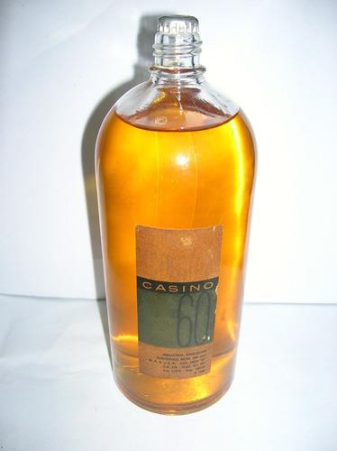 antiguo perfume colonia casino 60 x 500 ml original