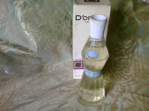 antiguo perfume- locion colonia d órline de chantal