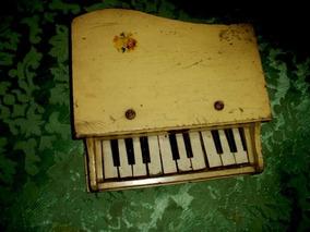 Madera Juguete argentina Antiguo Concierto Piano Ind PluOkXwZiT