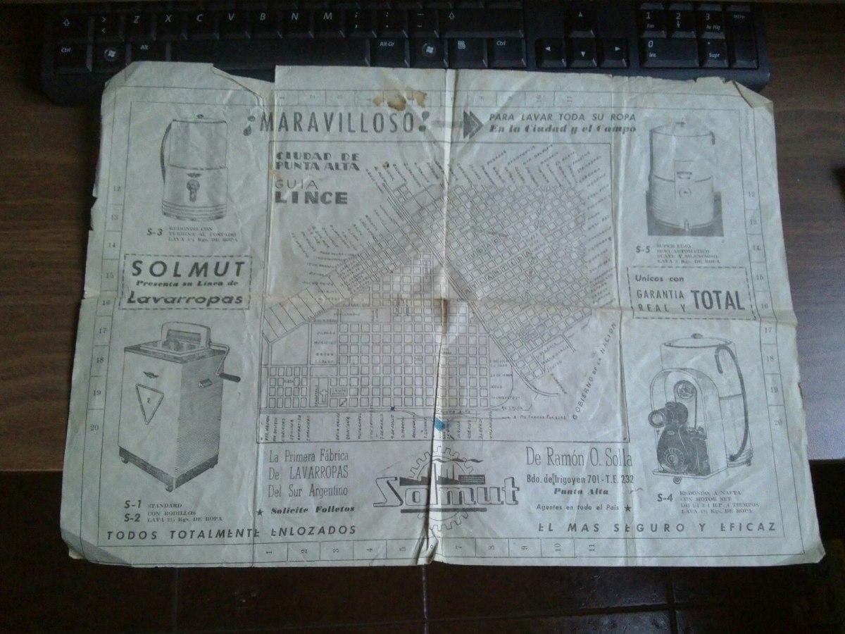 Antiguo plano ciudad punta alta bs as 20000 en mercado libre cargando zoom thecheapjerseys Image collections