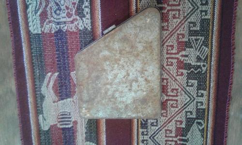 antiguo porta mechas marca ezeta